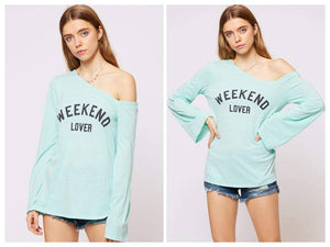 Weekend Lover Top