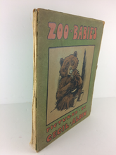 Load image into Gallery viewer, Zoo Babies by G.E. Farrow, Illustrator Cecil Aldin 1913