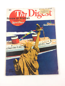 The Digest Review of Reviews, Incorporating the Literary Digest July 17, 1937, Volume 1. #1