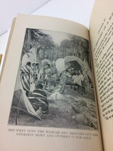 Load image into Gallery viewer, The Corduroy Road 1st Edition 1909 Anna Dunham Illustrated Pioneer Life Book