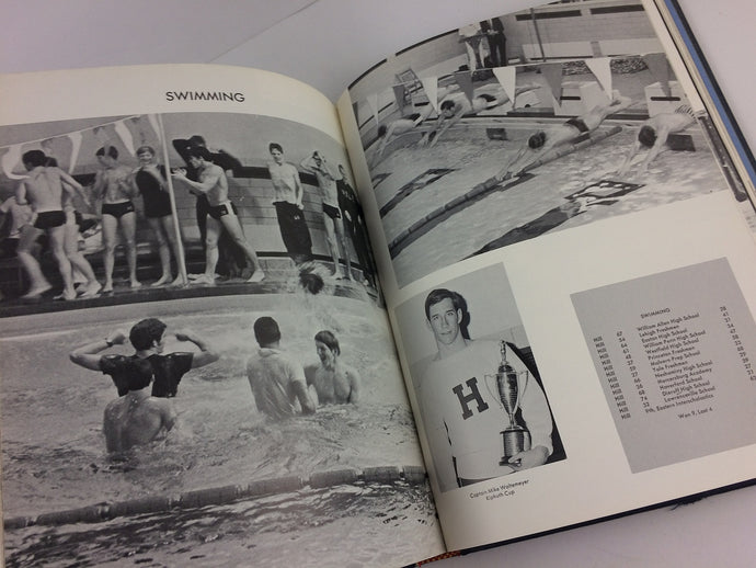 Dial Yearbook 1970 The Hill School - Harry Hamlin