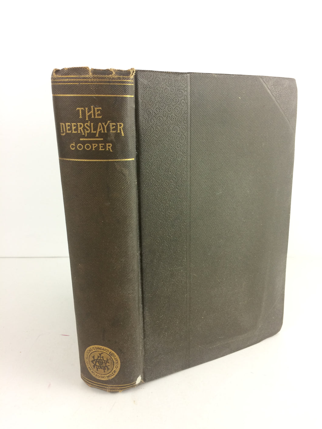 The Deerslayer on The First War-Path, A Tale, J. Fenimore Cooper