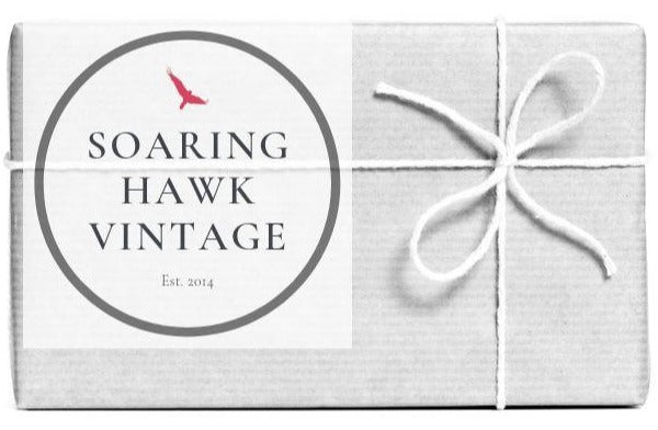 The Soaring Hawk Vintage Gift Card | $25 - $100 Denominations
