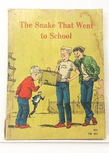 Load image into Gallery viewer, The Snake That Went to School 1962