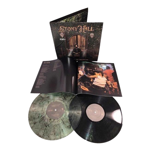 STONY HILL Two-Disc Colored Vinyl