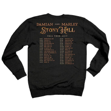 Load image into Gallery viewer, Stony Hill 2017 Tour Crewneck Sweatshirt