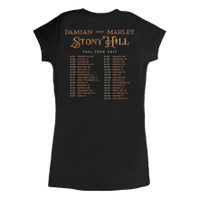 Load image into Gallery viewer, STONY HILL 2017 Tour Women's T