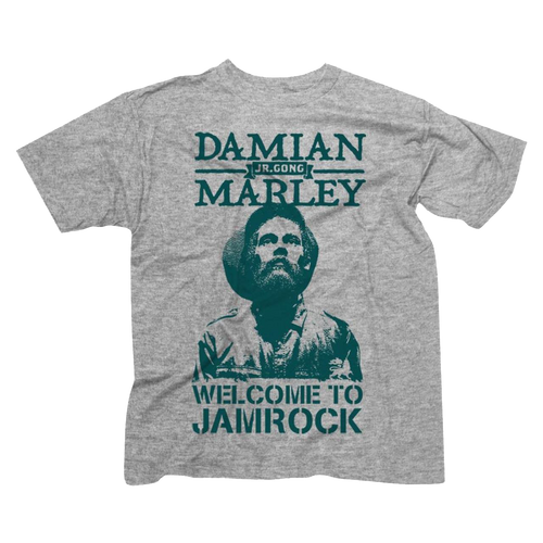 Welcome To Jamrock Men's T