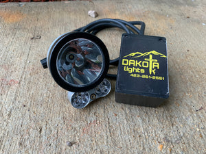 Used Dakota Vertex belt light