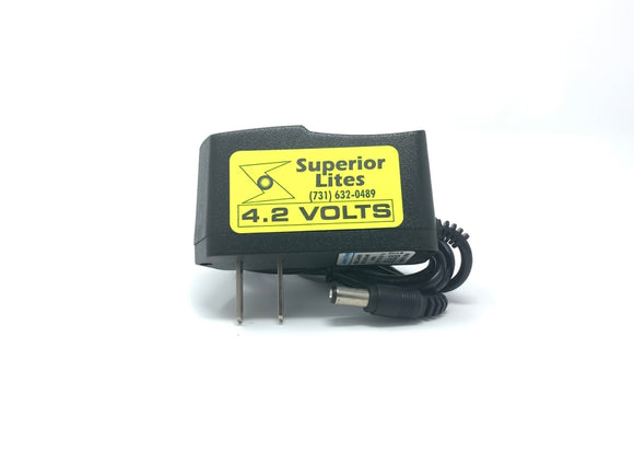 4.2 Volt Replacement Charger