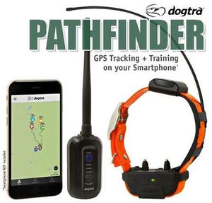 Dogtra Pathfinder GPS + E-Collar COMBO Track and Train