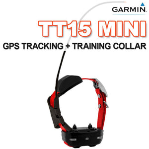 TT15Mini Dog Track/Train Collar