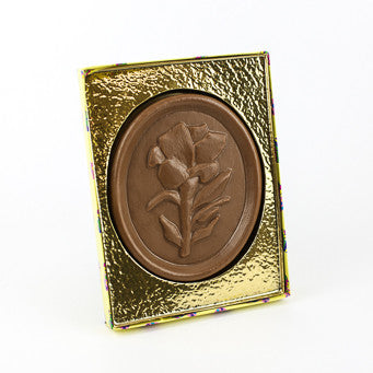 Easter Lilly Plaque