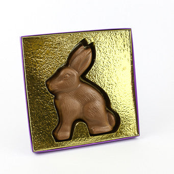 Lazy Bunny Plaque