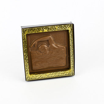 Swimming Series Sports Plaque