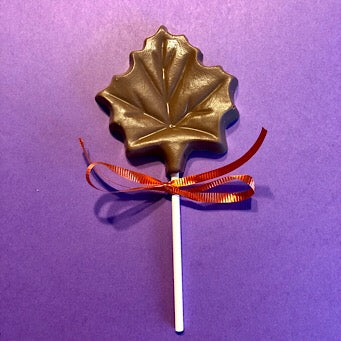 Leaf Lollipop