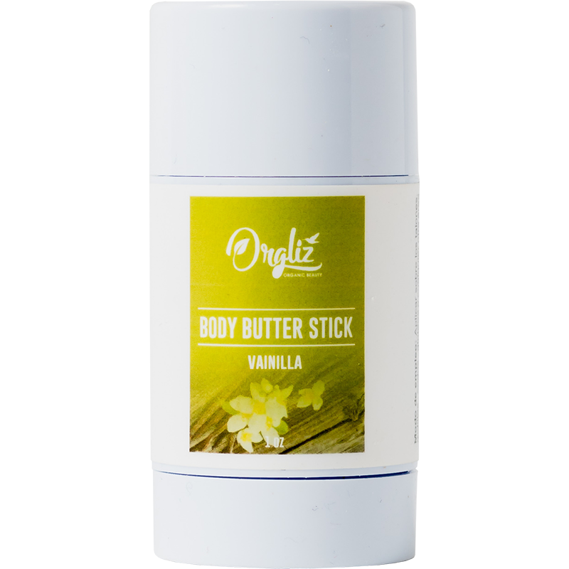 BODY BUTTER STICK VAINILLA