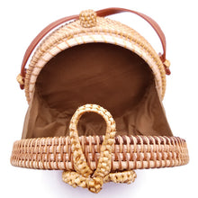 Mariana - Unique Handmade Rattan Bag