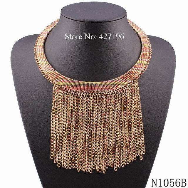 2018 High Quality Autumn Design Necklace