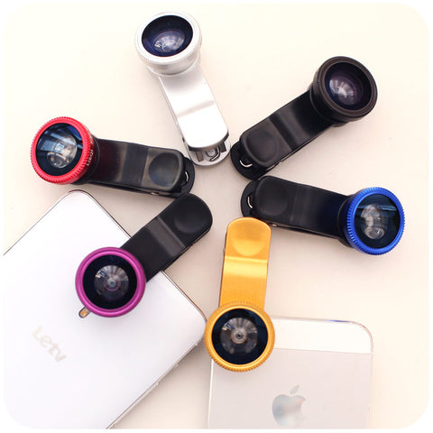 Buy Two Get Three For Samsung Galaxy A3 A5 A7 2016 A8 A9 A510F A310F A710F Fisheye lenses Fish Eye Macro Wide Angle Phone Camera