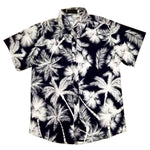 Short Sleeve Hawaiian Shirt Style Casual Beach Hawaii Shirts Fit Slim Male Blouse Summer Top