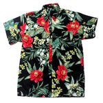 Hawaii Beach Leisure Floral Tropical Shirt