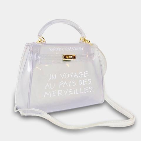 Thilde Crossbody Clear - Groot