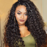 Lace Wig Cheveux naturel deep curly