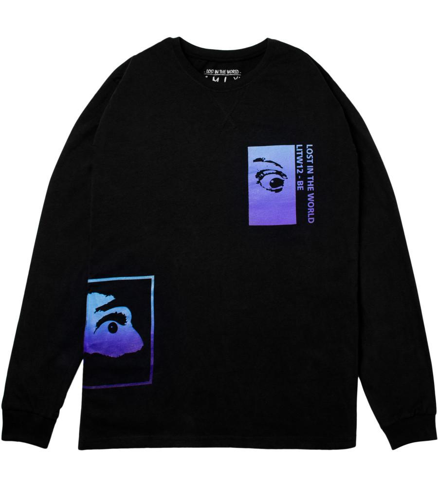 Terrified Eyes Long Sleeve