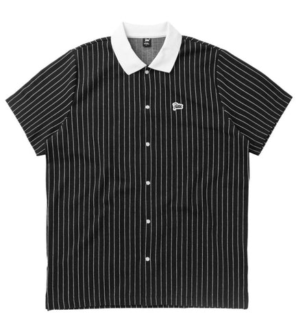 Pinstripe Tennis Shirt