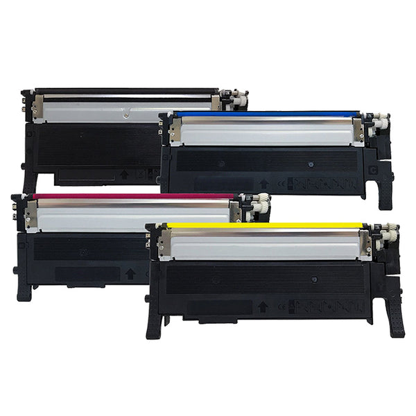 4x Toner Cartridge for Samsung 406 CLX3305FW CLX-3305FW CLX-3305FN CLP365W