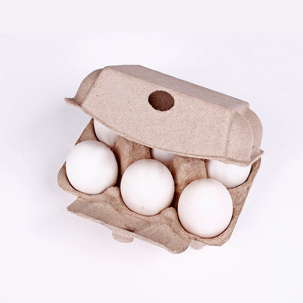 Brand New Natural/Rustic 6s 'Half-Dozens' Egg Cartons