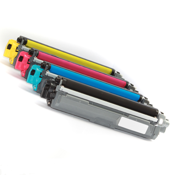4x TN251 TN255 Toner for Brother HL3150CDN HL3170CDW MFC9330CDW MFC9335CDW