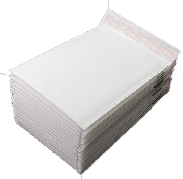 160mm x 230mm White Bubble Padded Bag Mailer Envelope