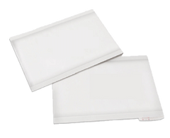 215mm x 280mm Bubble Padded Bag Mailer White Plain Kraft Cushioned Envelope