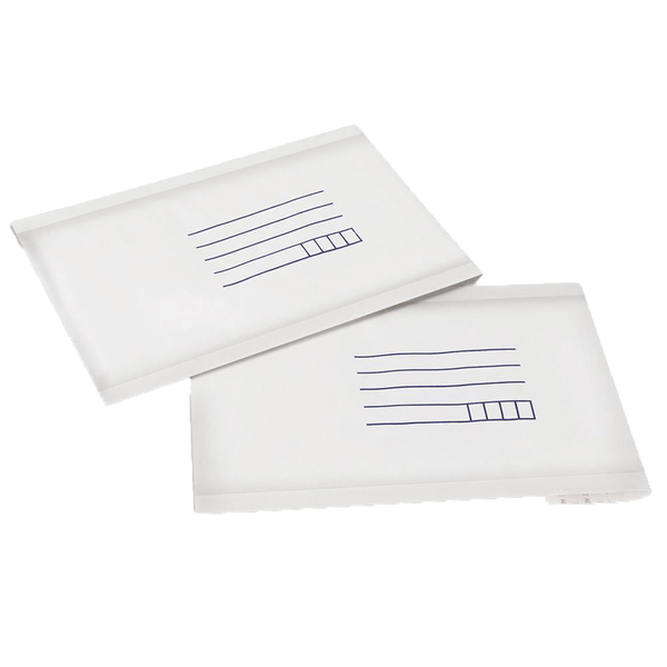 Bubble Padded Bag Mailer White