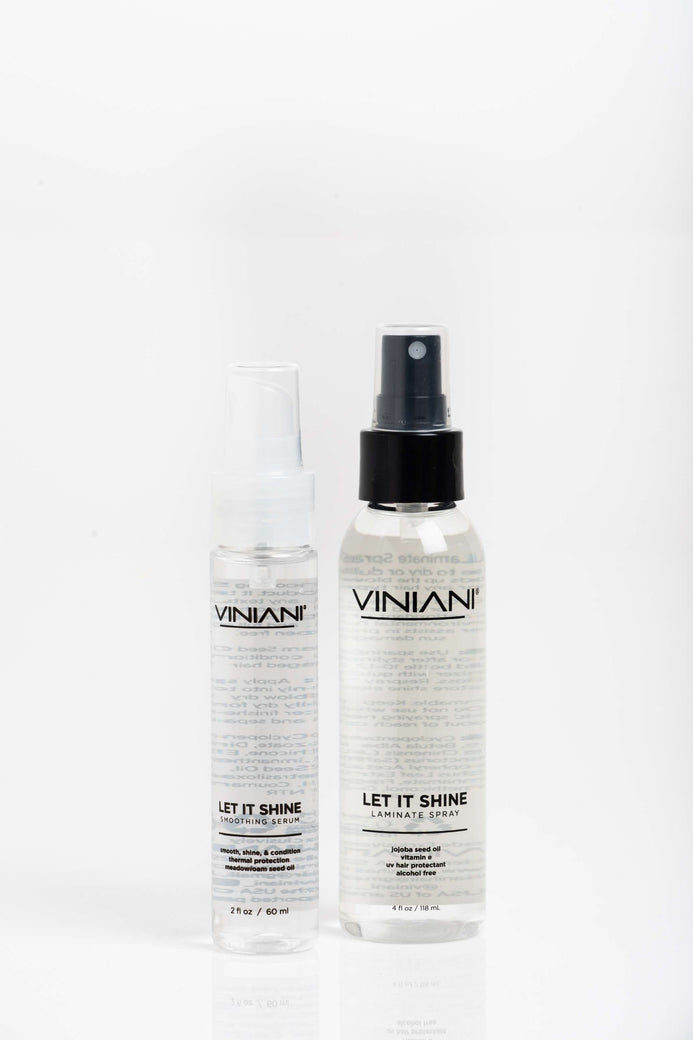 Let It Shine Smoothing Serum