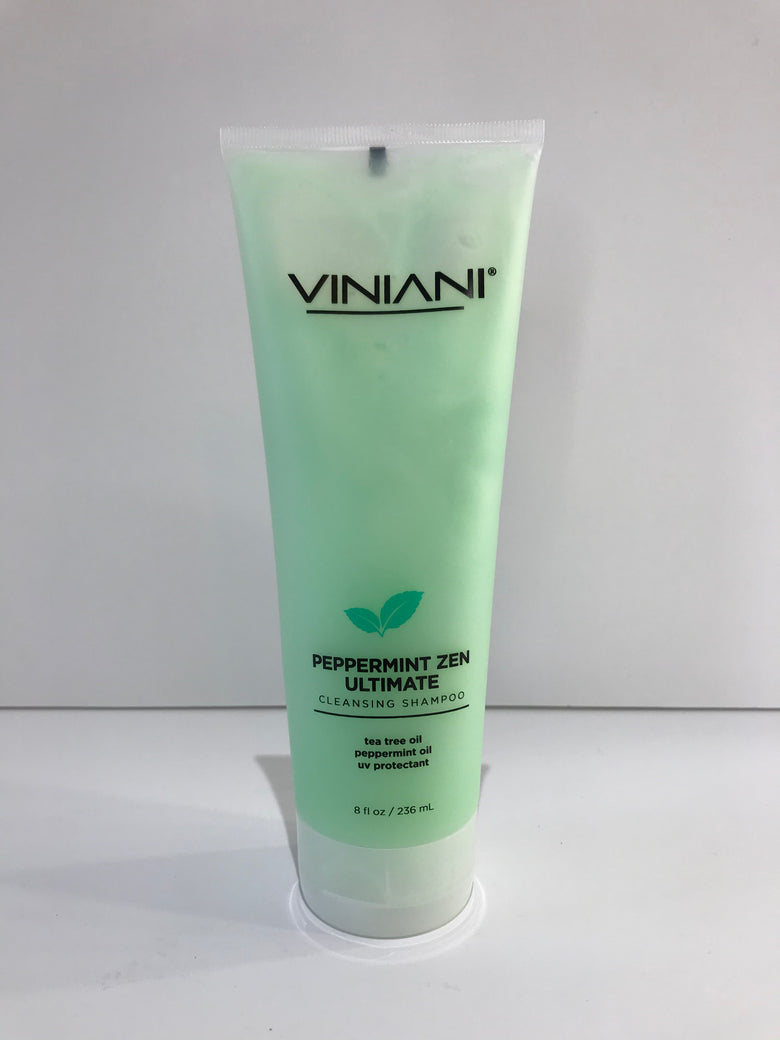 Peppermint Zen Ultimate Cleansing Shampoo