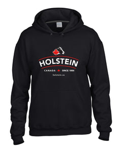 Adult Premium Hooded Sweatshirt - Black