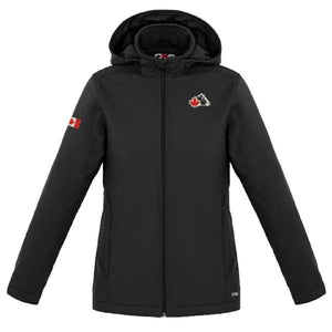 Ladies' CX2® Insulated Softshell Jacket