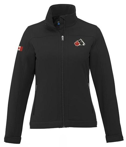 Ladies' CX2® Softshell Jacket