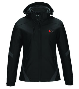 Ladies' CX2® Insulated Softshell Accent Jacket