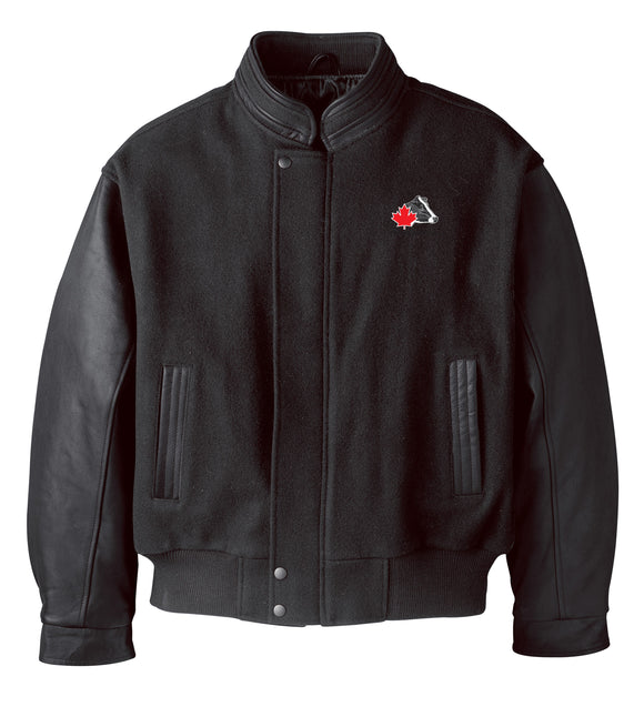 Men's Canada Sportswear® Melton/Leather Jacket