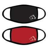 Comfort-Fit Reusable Face Masks (Set of 4)