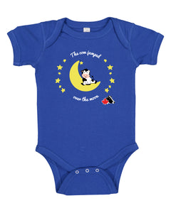 Rabbit Skins Infant Onesie - Royal Blue