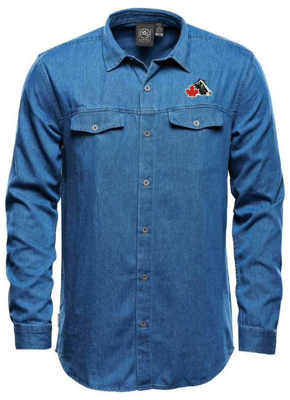 Men's Stormtech® Denim Shirt