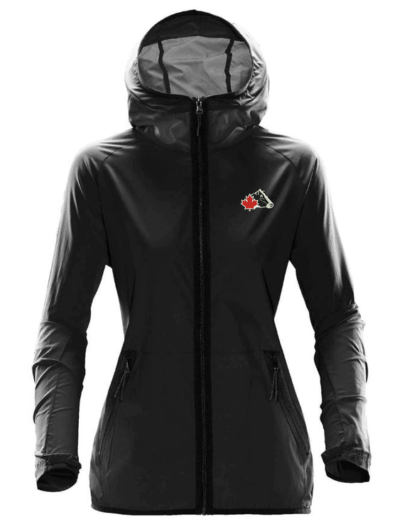 Women' Ozone Hooded Shell