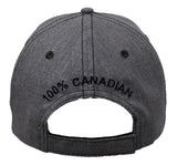 Rugged Cotton Canvas Cap
