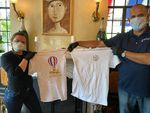 Petit Louis 2020 April in Paris T-Shirt
