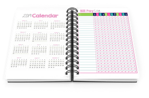 2019 Whole Life Planner